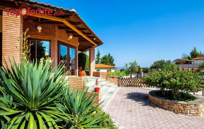 Ранни резервации 2021! Palladium Hotel 3*, Халкидики, Гърция! Нощувка + закуска, вечеря, възможност за All Inclusive и безплатно дете до 11,99 г. на цени от 58 лв. на човек