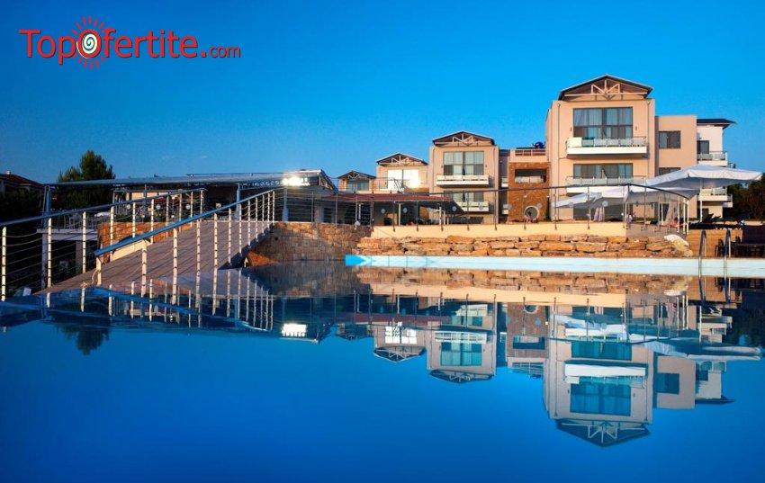 Ранни резервации Лято 2021! Istion Club 5*, Касандра, Халкидики, Гърция! Нощувка + закуска, вечеря или Ultra All Inclusive на цени от 88 лв. на човек