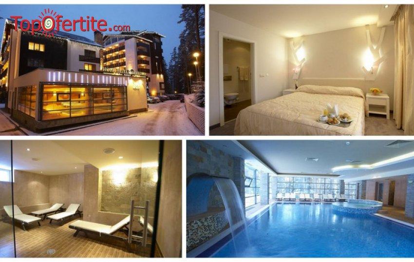 Нова Година в Хотел Феста Чамкория 4*, Боровец! 3 нощувки + закуски, вечери, вътрешен отопляем басейн и СПА пакет на цени от 438 лв. на човек