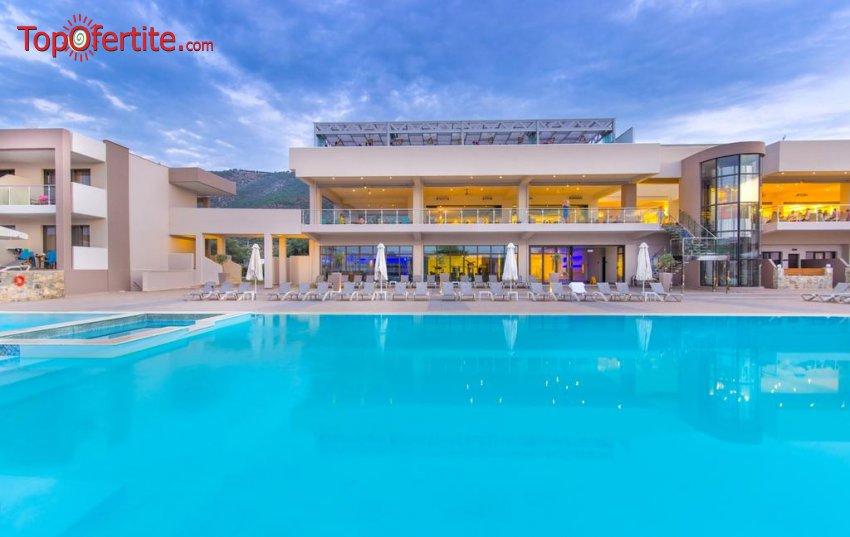 Ранни резервации Лято 2021! Alea Hotel and Suites 4*, Скала Прину, остров Тасос, Гърция! Нощувка на база закуска и вечеря и безплатно за дете до 11,99 г. на цени от 81 лв. на човек