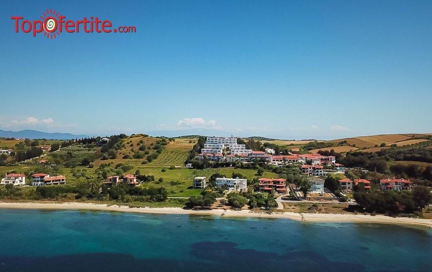 Ранни резервации Лято 2021! Alexandros Palace Hotel and Suites 5*, Халкидики, Гърция! Нощувка + закуска, вечеря и безплатно за дете до 11.99г. на цени от 64 лв на човек