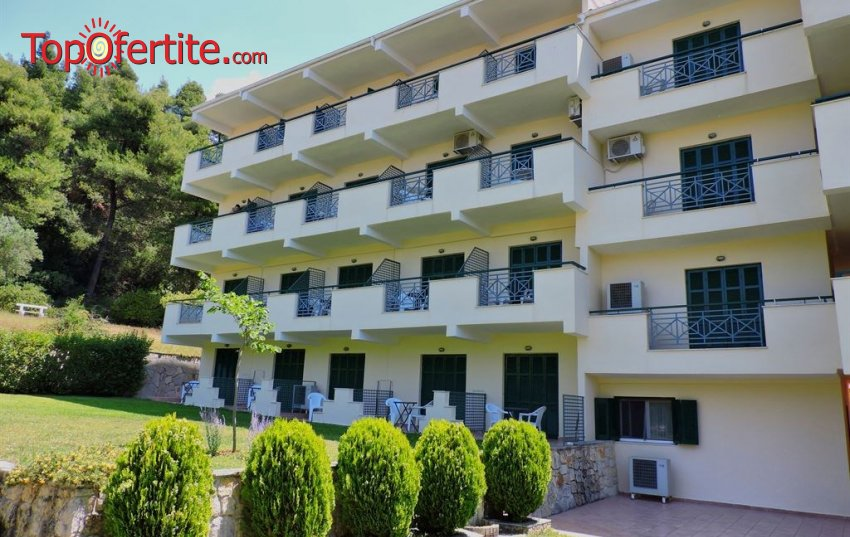 Ранни резервации Лято 2021! Bomo Julia Hotel 3* Касандра, Халкидики, Гърция! Нощувка за двама с All Inclusive и басейн на цени от 138 лева