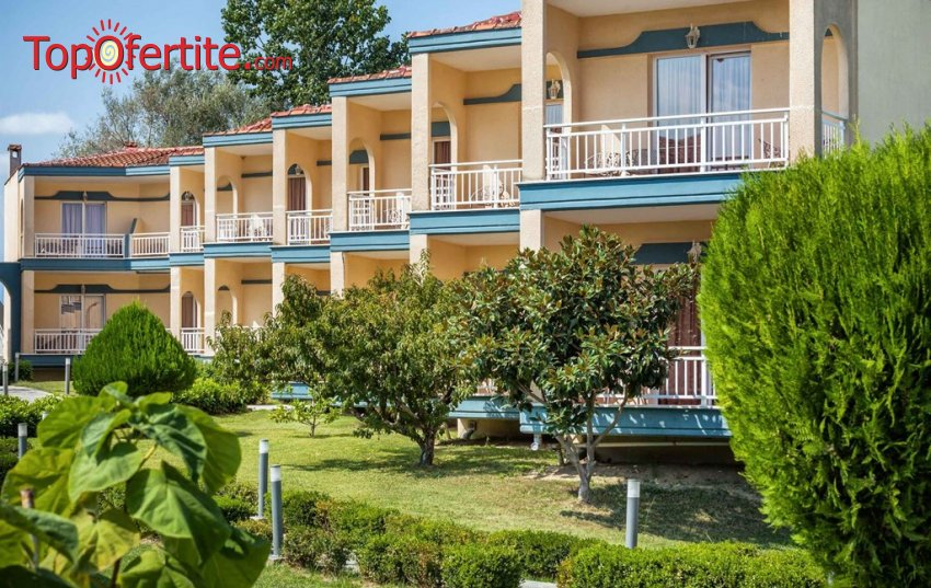 Ранни резервации лято 2021! Bomo Grand Platon Hotel 4* Гърция, нощувка + закуска, вечеря и безплатно за дете до 11.99г. на цени от 135 лв. за двама