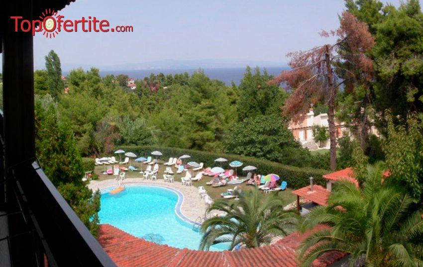 Ранни резервации Лято 2021! Kassandra Bay Hotel 2* Касандра, Халкидики, Гърция! Нощувка със закуска и вечеря за 34 лева на чове