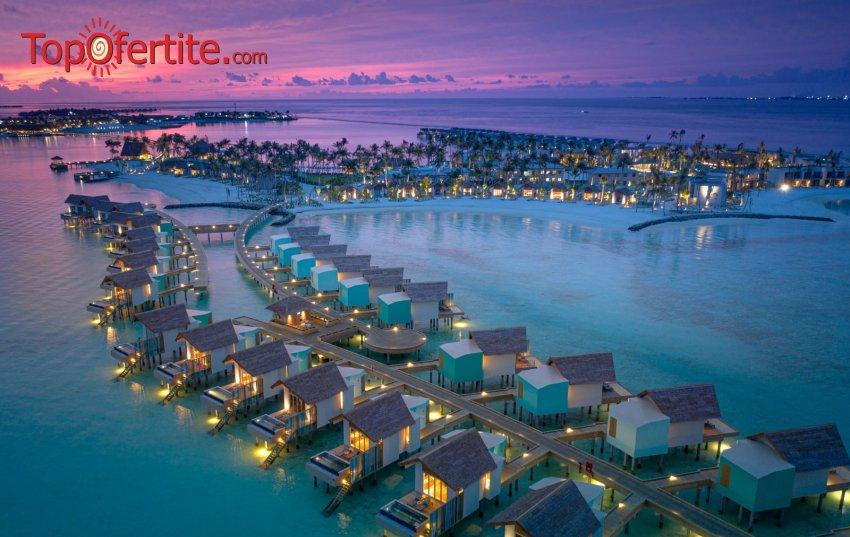 Нова година 2021 на Малдивите с директен полет от София! 5 нощувки със самолетен билет за директен полет и трансфер от 2333лв на човек