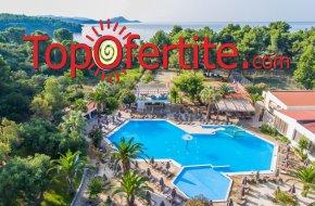 Ранни резервации лято 2021! Poseidon Resort 4* Халкидики, Гърция! Нощувка на база All inclusive + ползване на басейн на цени от 94 лв. на човек
