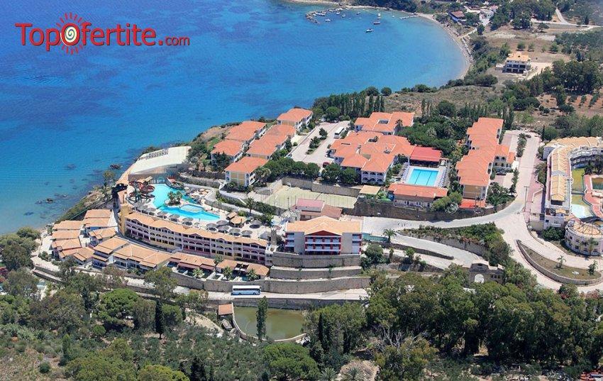 Ранни резервации Лято 2021! Zante Imperial Beach 4* Закинтос, Гърция! Нощувка на база All Inclusive и безплатно дете до 11.99г от 81лв на човек