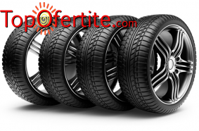 Смяна на 2 или 4 броя гуми с включен монтаж, демонтаж и баланс от AutoClimaMASTER само за 9,85 лв