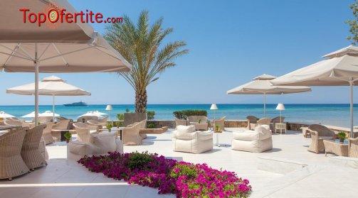 Ранни резервации Лято 2021! Sani Beach Hotel 5* Гърция, Халкидики! Нощувка със закуска и вечеря и дете до 11.99г безплатно на цени от 121 лв на човек