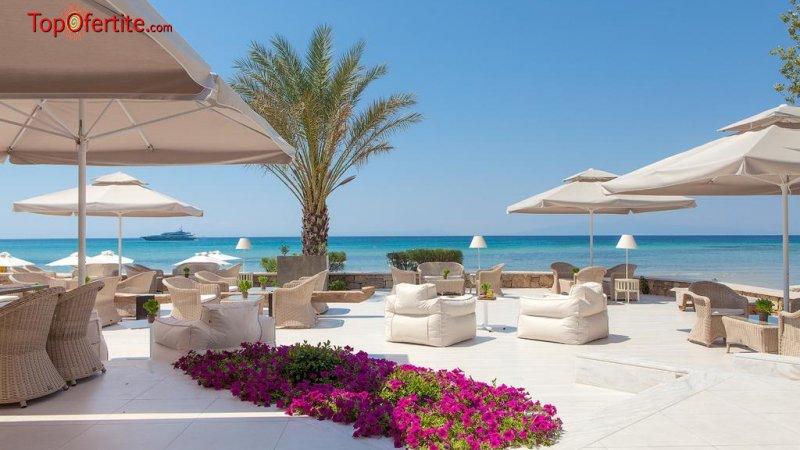 Ранни резервации Лято 2021! Sani Beach Hotel 5* Гърция, Халкидики! Нощувка със закуска и вечеря...