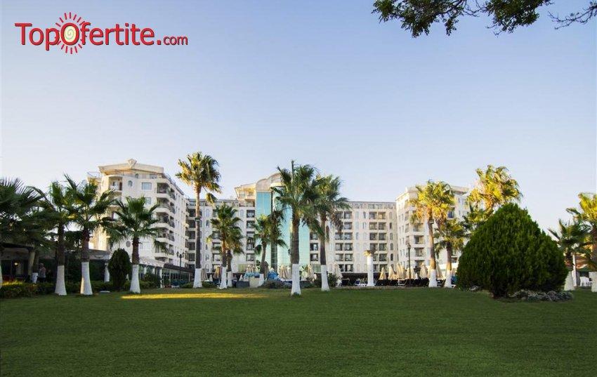 Ранни резервации Турция 2021! Почивка в Дидим! 7 нощувки на база All Inclusive в Didim Beach Resort Aqua & Elegance Thalasso 5* на цени от 398лв на човек