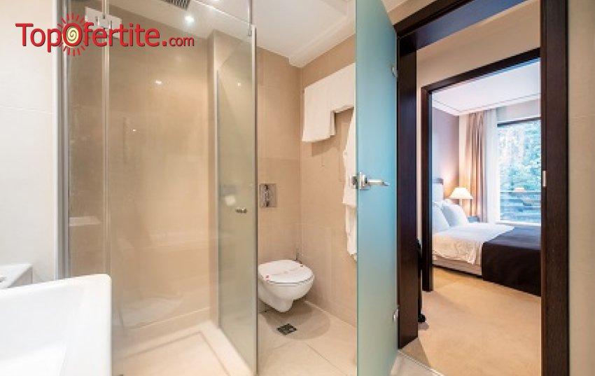 Хотел Велина 4*, Велинград! Нощувка + закуска, открит и закрит басейн с минерална вода с полуолимпийски размери, джакузи и Уелнес пакет на цени от 47,50 лв. на човек