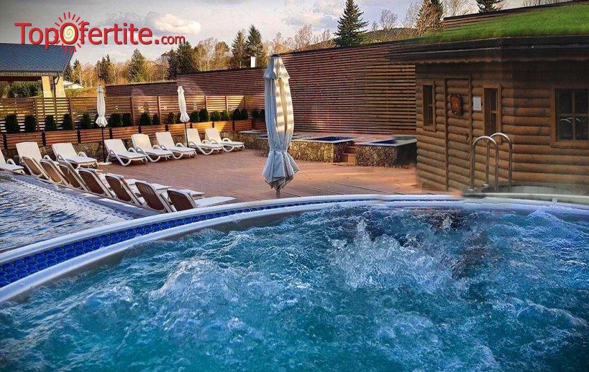 Пролетна ваканция в Хотел Арте СПА и Парк 5*, Велинград! 3, 4, 5, 6 или 7 нощувки + закуски, вечери, целодневна детска анимация, вътрешен и външен басейн с минерална вода и Уелнес пакет на цени от 385 на човек