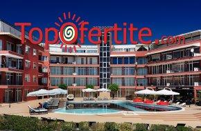 На море в Хотел Хевън 4*, Слънчев бряг - Първа линия! 3, 5 или 7 нощувки на база Ultra All Inclusive + външен отопляем басейн, чадър и шезлонг на плажа на цени от 217 лв. на човек