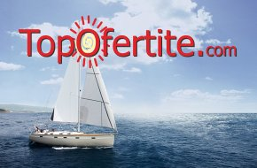 1 час наем на луксозната Яхта Мис Мелина за до 12 човека в Черно море + екипаж и гориво за 135 лв. на час