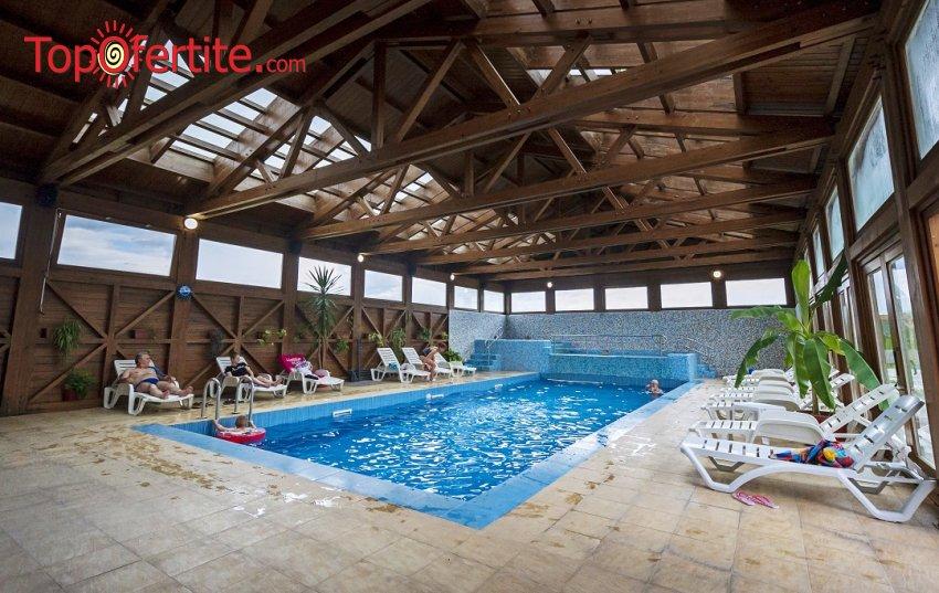 Хотел Севън Сийзънс, село Баня, Банско! Нощувка + закуска или закуска и вечеря, закрит басейн с минерална вода и СПА на цени от 42 лв на човек