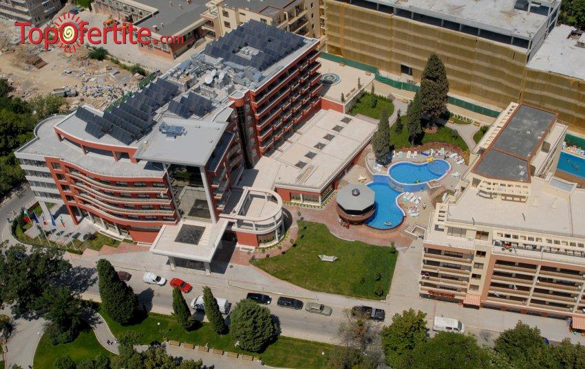 На море в хотел Виго 4*, Несебър 50 м. от плажа! Нощувка на база All Inclusive Light на цени от 40 лв. на човек + Дете до 11,99 г. Безплатно