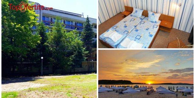 На море в Парк Хотел Атлиман Бийч, Китен - Първа линия! Нощувка във фамилна стая + закуска, закуска и вечеря или закуска, обяд и вечеря на цени от 25 лв. на човек