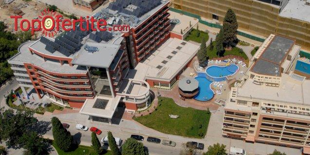На море в хотел Виго 4*, Несебър 50 м. от плажа! Нощувка + закуска и басейн на цени от 45 лв. на човек + Дете до 11,99 г. Безплатно