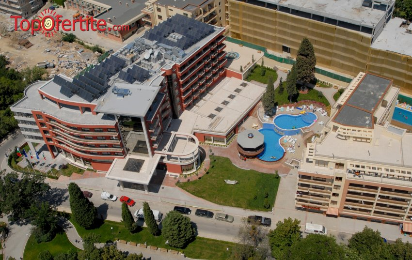 На море в хотел Виго 4*, Несебър 50 м. от плажа! Нощувка + закуска на цени от 45 лв. на човек + Дете до 11,99 г. Безплатно