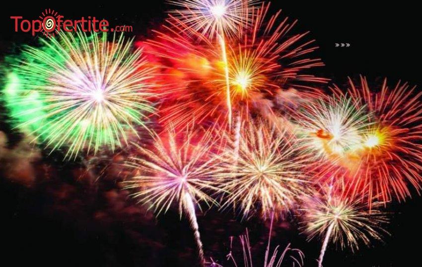 Ранни записвания за Нова Година в Хотел Арте СПА и Парк 5*, Велинград! 3 или 4 нощувки + закуски, вечери, Празнична вечеря, Празнична програма, вътрешен и външен минерален басейн и Уелнес пакет на цени от 1186 лв. на човек + Безплатно за деца до 12 г..