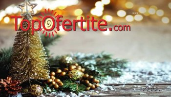 Ранни записвания за Коледа в Хотел Арте СПА и Парк 5*, Велинград! 3 или 4 нощувки + закуски, ве...