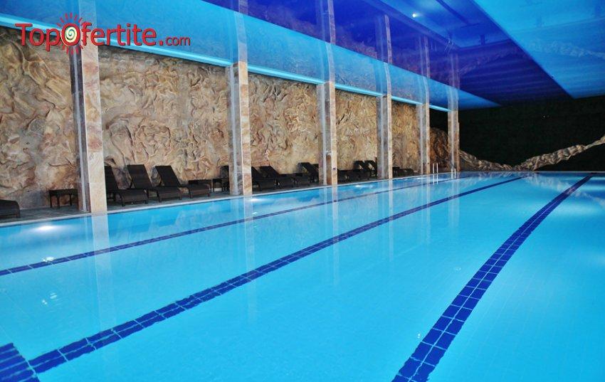 Хотел Инфинити Парк и СПА 4*, Велинград! 2, 3, 4 или 5 нощувки + закуски или закуски и вечери, вътрешни термални басейни и СПА пакет на цени от 184,50 лв на човек