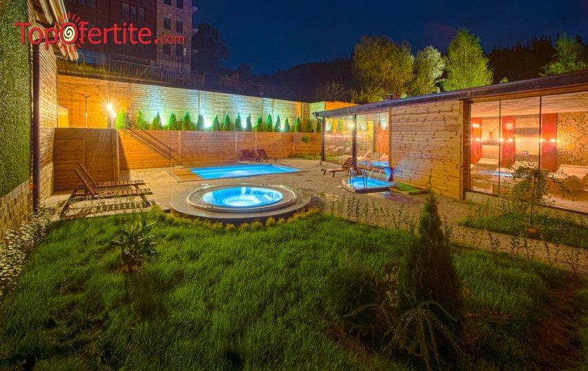 Хотел Роял СПА 4*, Велинград! 2 нощувки + закуски, вътрешен басейн с минерална вода, външен термален басейн и СПА пакет на цени от 148 лв. на човек
