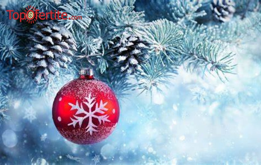 """Коледа в Балнеологичен център """"Камена"""", Велинград! 3 или 4 нощувки + закуски, вечери, Празнична програма, вътрешен и външен басейн с минерална вода и ползване на Аква зона на цени от 229 лв. на човек"""