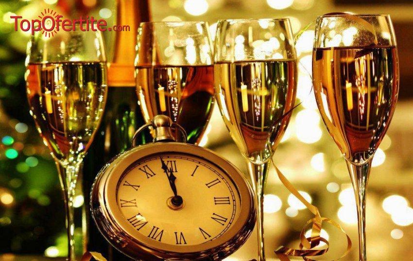 Нова Година в СПА хотел Аугуста, Хисаря! 2 или 3 нощувки + закуски, вечери, Новогодишна вечеря, Новогодишен брънч, програма с участието на Йорданка Христова, вътрешен басейн с минерална вода и ползване на СПА центъра на цени от 532 лв. на човек