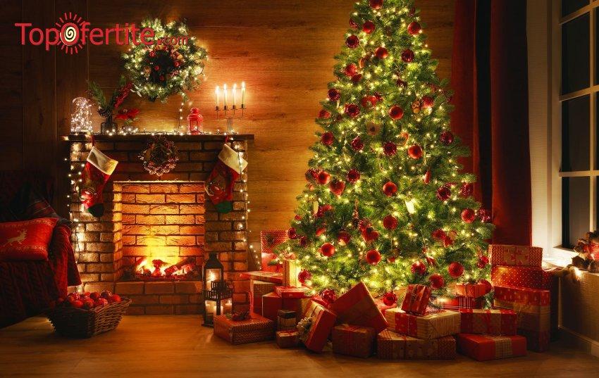 Коледа в СПА Хотел Шипково 3*, с. Шипково до Троян! 3, 4 или 5 нощувки + закуски, вечери, Традиционна вечеря за Бъдни вечер, Празнична Коледна вечеря, плувен басейн с минерална вода и СПА пакет на цени от 210 лв. на човек